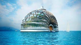 11 Insane Futuristic Architectural Designs