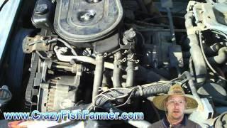 1 1987 Subaru GL GEET Gasoline Vapor System HHO Fuel Saving Devices   YouTube