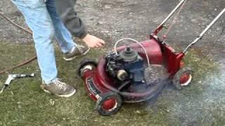Abusing The Vornado part 1-  Overheat and Diesel Fuel Catalyst