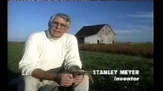 It runs on water   Stanley Meyer