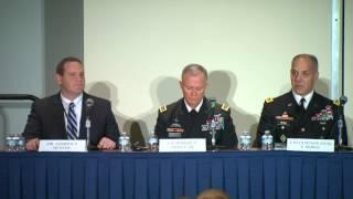 Contemporary Military Forum II: Addressing Today's Threat & Ensuring Tomorrow's Readiness