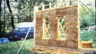 Tom Rijven - Lecture on Straw Bale House