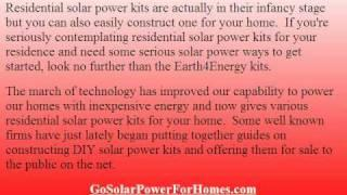 Why Are DIY Solar Power Kits So Popular?