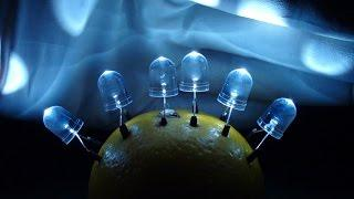 Permanganate Battery - Lemon Superbattery with RECORD Voltage