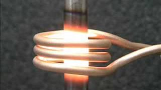 Induction Heating - Quick Demonstration