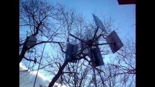 Cycloturbine - Vawt - Giro-mill - Darrieus - Windmill - Wind turbine
