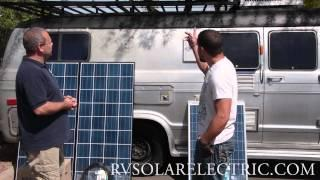 Everything You Need To Know About RV & Camper Van Solar Kits