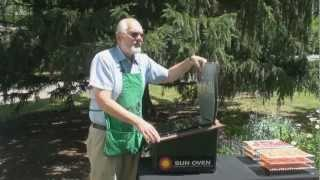 Dehydrating & Drying in your SUN OVEN Sun Ovens Solar Cooking Essentials