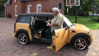 2 The MINI-ME Electric Mini Cooper Clubman EV Conversion - Introduction