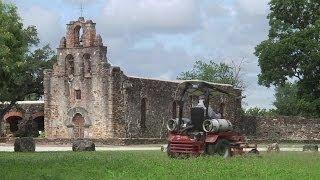 San Antonio Missions National Park Focuses on Alternative Fuels