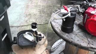 Homemade Carburetor