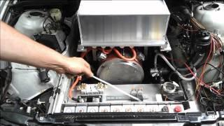BMW E39 EV Conversion 18 Controller Install