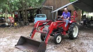 YANMAR TRACTOR CONVERSION TO ELECTRIC