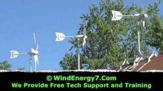 DIY Wind Generator - WindEnergy7