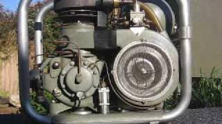 PHILIPS STIRLING CYCLE GENERATOR