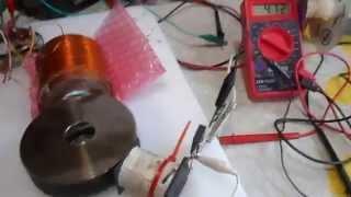 Bedini Motor in action pt 2