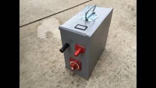 Dead Car Battery - DIY Ultra Capacitor boost box  to the rescue