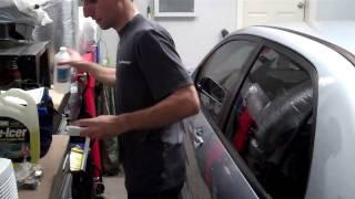 How to Install a Vortex Generator on an Evo IX