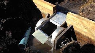 Micro Hydro Electric Power System in Colorado Part 9