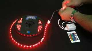 LED Lighting - Cutting and Splicing Part 3