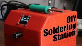 DIY Soldering Station