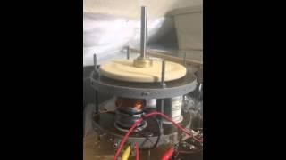 Bedini wheel/charger