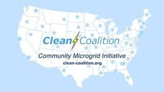 Community Microgrid Initiative – Clean Coalition