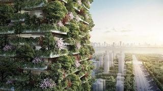 New weapon to fight against air pollution: vertical forests