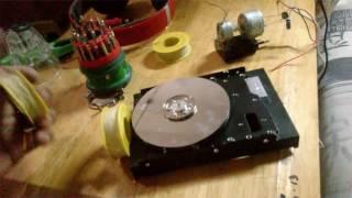 Gadget charger bedini motor
