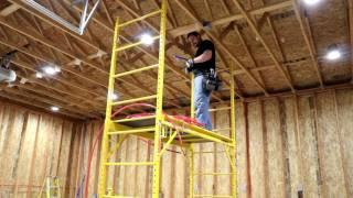 Installing PEX compressed air system #33 Doing It Dan's Way