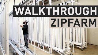 ZipFarm Walkthrough @ Off The Root Farm
