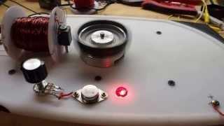 Bedini SSG Motor (Part 2)
