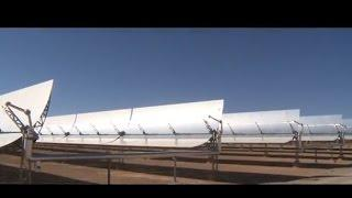 Noor, the largest concentrated solar power complex in the world