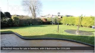 Detached-House for sale in Swindon for £550,000