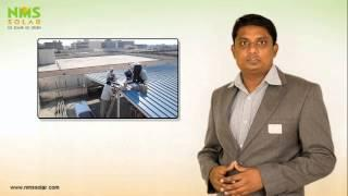 NMS Solar - Rooftop Solar PV System Project