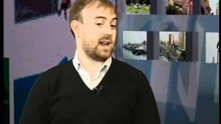 La Ciudad Vertical - Entrevista a Javier Torras en Plató Abierto de 8Madrid Sur