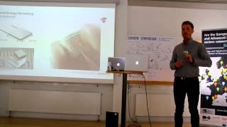 Thermal Energy Harvesting at Danish Design Society