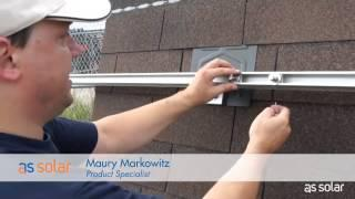 AS Solar's DIY Solar Panel Installation, Part 4: On go the micro-inverters