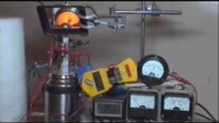Cold fusion experiment with stable plasma. Element transmutation by plasma electrolysis