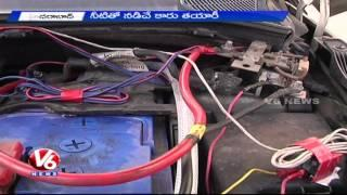 Car that runs with Water | Water Fuel Technology | Sunder- V6 News