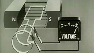 "Electric Motors: ""AC Motors and Generators"" 1961 US Army Training Film"