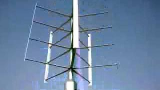VAWT CST 10kW Wind Turbine Generator