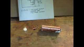 Part 3: AA batt as a Joule Ringer core