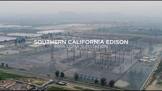 Powerpack Installation at Southern California Edison Substation