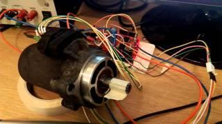 Smart fortwo - Roadster EV conversion - gearbox transmission arduino control