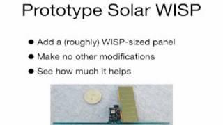 WISP SUMMIT 2009 - Energy Harvesting Session (Part 4 of 6)