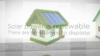 Understanding Benefits of Solar Panel Installation
