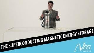 The superconducting magnetic Energy storage (VOSTFR)