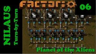 Lets Play Factorio S5E06 - Advanced Oil and more Batteries