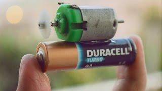 How to Make World's Coolest Wind Generator - Dc Motor Generator